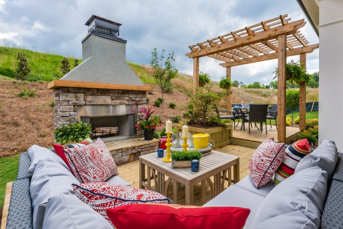 Outdoor Living | Atlanta Home Remodeling | StonecrestWorks