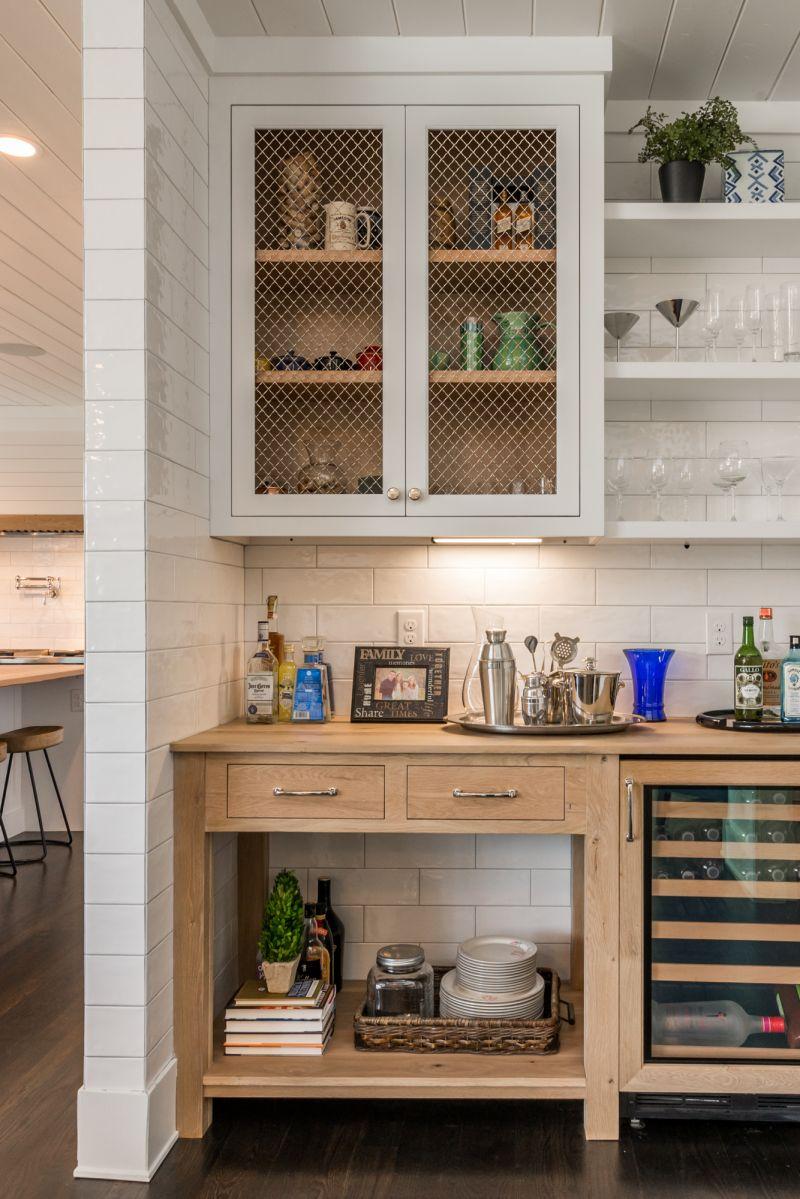 White Farmhouse Kitchen | Atlanta Remodeling | StonecrestWorks