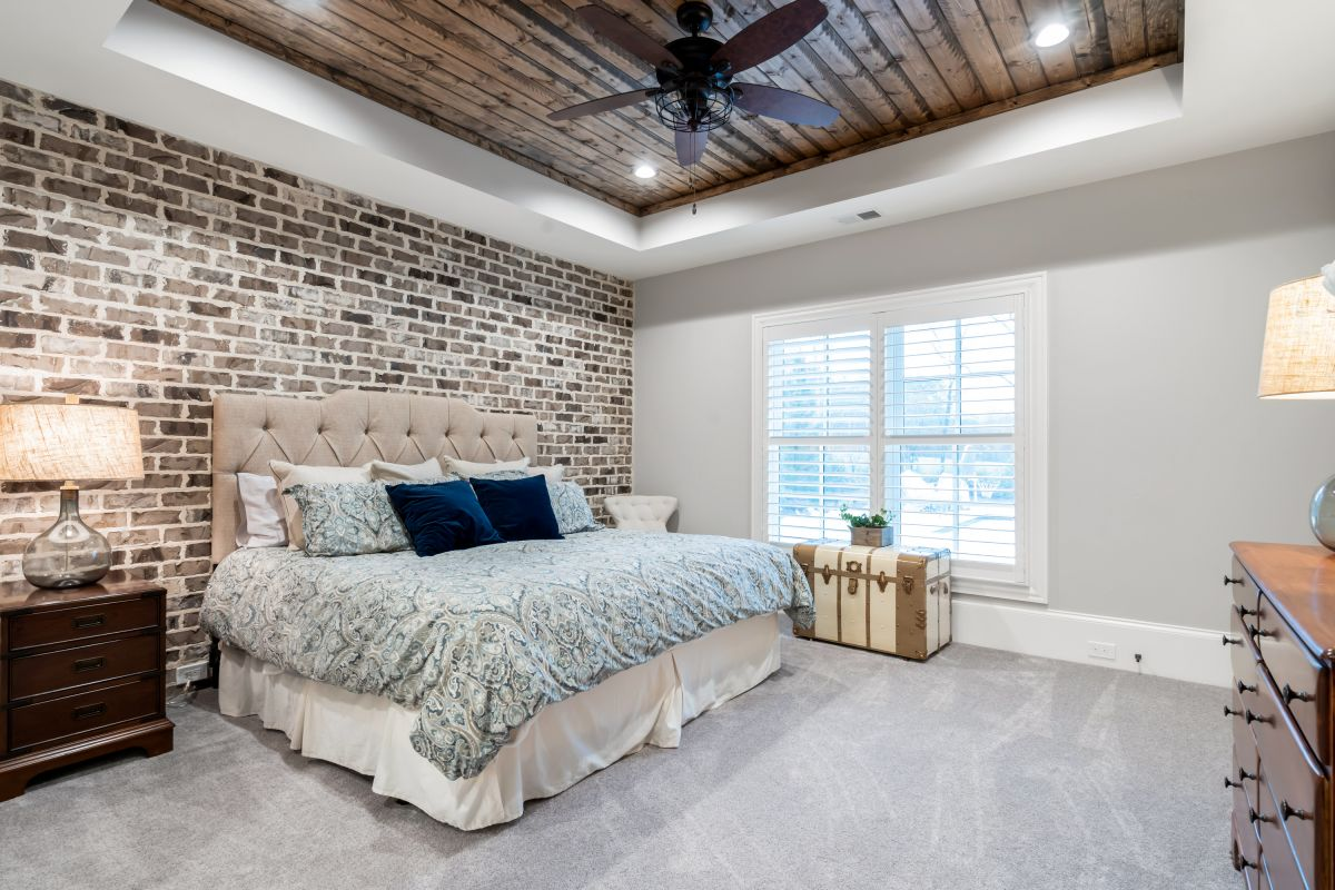 Full Basement Finish with Bed Bath | Atlanta Home Renovation | StonecrestWorks